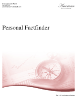 Personal Factfinder