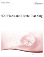 529 Plans and Estate Planning
