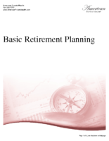 Basic Retirement Planning