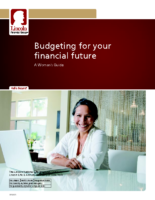 Budgeting For Your Financial Future – A Woman's Guide