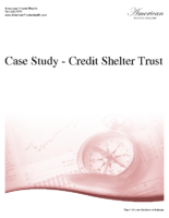 Case Study – Credit Shelter Trust