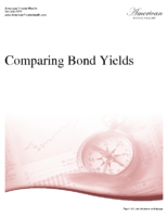 Comparing Bond Yields
