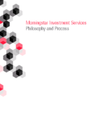 Morningstar Investment Services Brochure