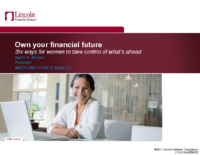 Own Your Financial Future Presentation