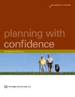 Trust Services – Planning with Confidence
